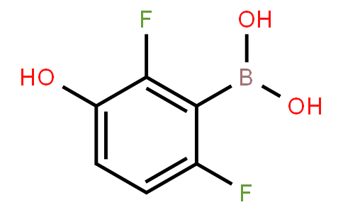 BP20913 | 957065-86-0 | 2,6-Difluoro-3-hydroxyphenylboronic acid