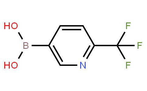 BP20916 | 868662-36-6 | 2-(Trifluoromethyl)pyridin-5-ylboronic acid