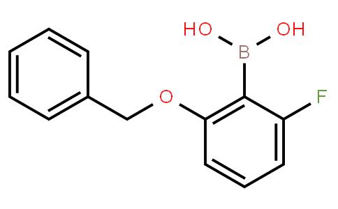BP20921   1217500-53-2   2-Benzyloxy-6-fluorophenylboronic acid