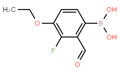 BP20924 | 1246404-48-7 | 4-Ethoxy-3-fluoro-2-formylphenylboronic acid