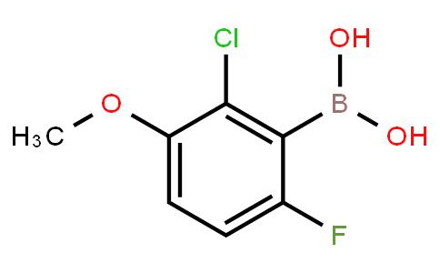 BP20926   1072945-77-7   2-Chloro-6-fluoro-3-methoxyphenylboronic acid