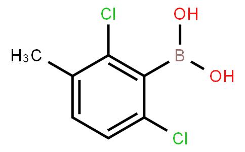 BP20928 | 851756-54-2 | 2,6-Dichloro-3-methylphenylboronic acid