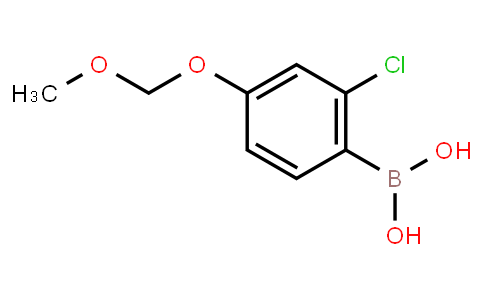 BP20930 | 1135992-31-2 | 2-Chloro-4-(methoxymethoxy)phenylboronic acid
