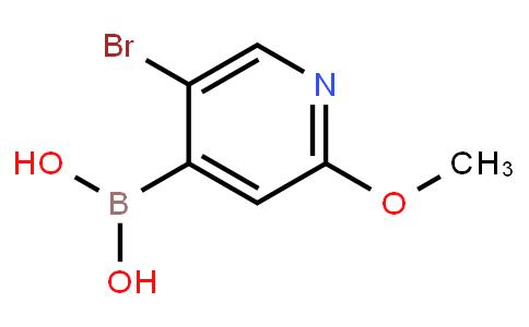 BP20935 | 957060-94-5 | 5-Bromo-2-methoxypyridine-4-boronic acid
