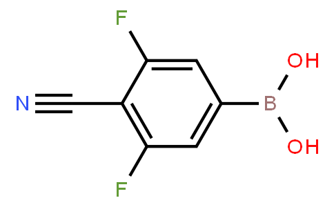 BP20954   861710-03-4   4-cyano-3,5-difluorophenylboronic acid