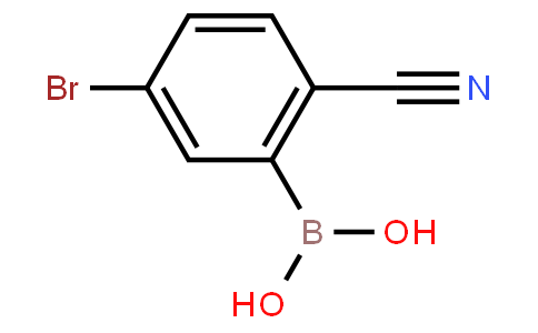 BP20959 | 1032231-30-3 | 5-Bromo-2-cyanophenylboronic acid