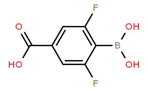 BP20960 | 1031857-98-3 | 2,6-Difluoro-4-carboxyphenylboronic acid