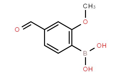 BP20962 | 1028479-47-1 | 4-Formyl-2-methoxyphenylboronic acid