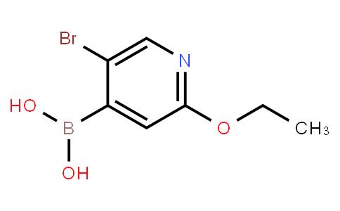 BP20967 | 612845-46-2 | 5-Bromo-2-ethoxypyridine-4-boronic acid