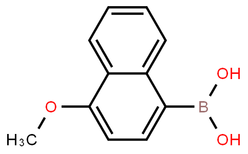BP20969 | 219834-95-4 | 4-Methoxynaphthalene-1-boronic acid