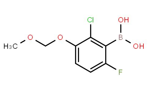 BP20970   1451392-26-9   2-Chloro-6-fluoro-3-(methoxymethoxy)phenylboronic acid