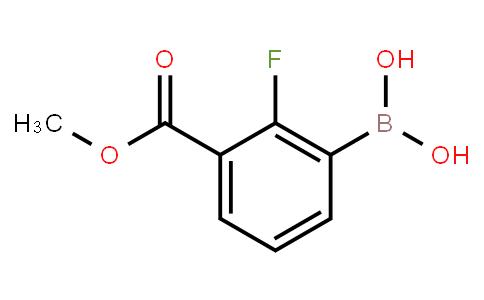 BP20972   1315476-07-3   2-Fluoro-3-(methoxycarbonyl)phenylboronic acid