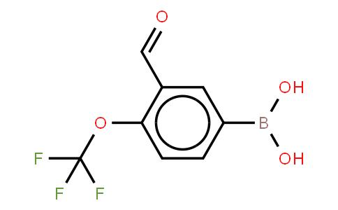 BP20976 | 1310383-91-5 | 3-Formyl-4-(trifluoromethoxy)phenyboronic acid