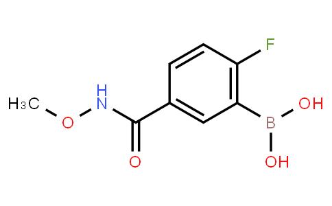 BP20980   874289-58-4   2-Fluoro-5-(methoxycarbamoyl)phenylboronic acid