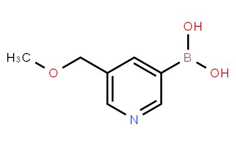 BP20981 | 200204-95-1 | 5-(methoxymethyl)-3-pyridinyl boronic acid