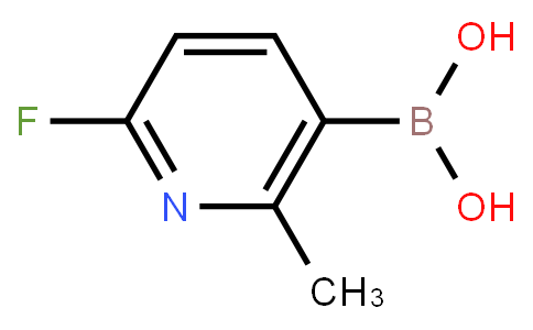 BP20982   904326-91-6   2-Fluoro-6-methylpyridine-5-boronic acid