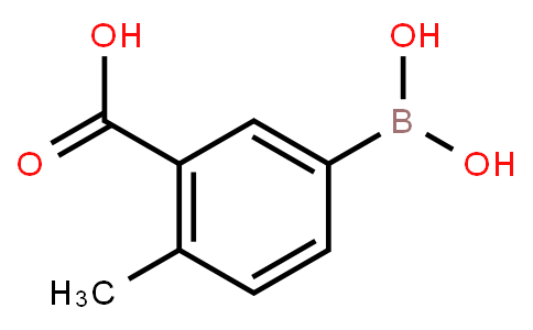 BP20985 | 1256346-18-5 | 3-Carboxy-4-methylphenylboronic acid