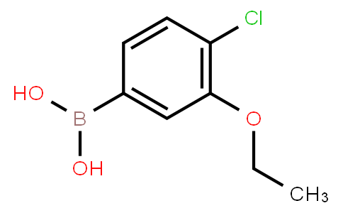 BP20993 | 900174-62-1 | 4-Chloro-3-ethoxyphenylboronic acid