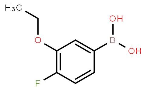 BP20994 | 900174-65-4 | 3-Ethoxy-4-fluorophenylboronic acid