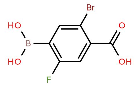 BP20997   957034-89-8   5-Bromo-4-carboxy-2-fluorophenylboronic acid