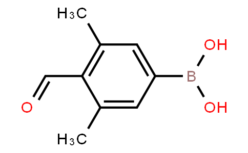 BP20998 | 1218790-71-6 | 3,5-Dimethyl-4-formylphenylboronic acid
