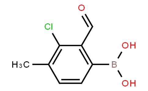 BP21003 | 1451391-37-9 | 3-Chloro-2-formyl-4-methylphenylboronic acid