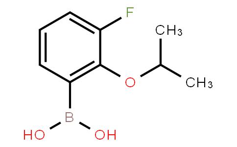 3-Fluoro-2-isopropoxyphenylboronic acid