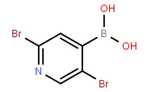 BP21018 | 1031843-77-2 | 2,5-Dibromopyridine-4-boronic acid