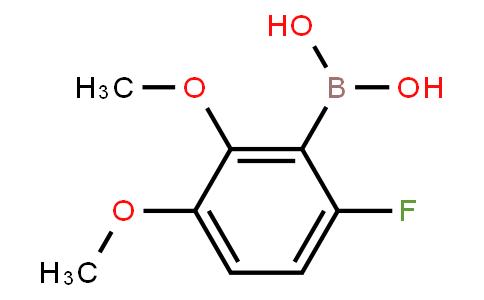 BP21026 | 1451392-13-4 | 2,3-Dimethoxy-6-fluorophenylboronic acid