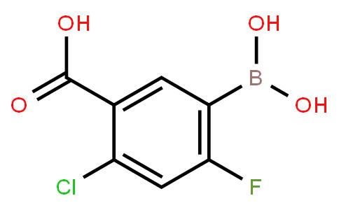 BP21028 | 325786-23-0 | 5-Carboxy-4-chloro-2-fluorophenylboronic acid
