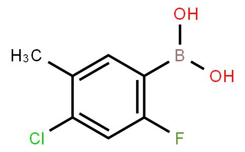 BP21029 | 325786-09-2 | 4-Chloro-2-fluoro-5-methylphenylboronic acid