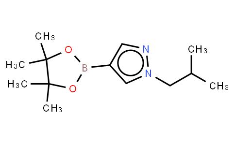 BP21030   827614-66-4   1-Isobutylpyrazole-4-boronic acid, pinacolester