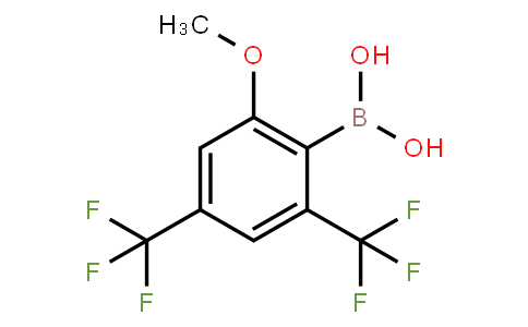 BP21038 | 1067228-89-0 | 2-Methoxy-4,6-bis(trifluoromethyl)phenylboronic acid