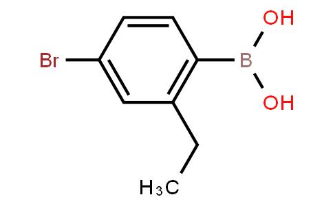BP21040 | 1046861-62-4 | 4-Bromo-2-ethylphenylboronic acid