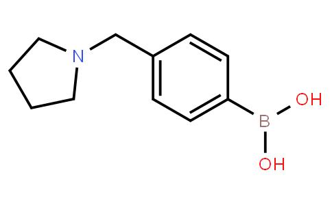 BP21042 | 1036991-20-4 | 4-(Pyrrolidin-1-ylmethyl)phenylboronic acid