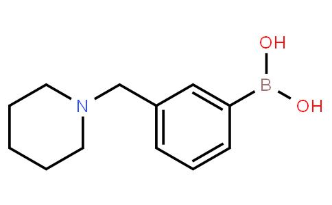 BP21043 | 1032610-59-5 | 3-(Piperidin-1-ylmethyl)phenylboronic acid