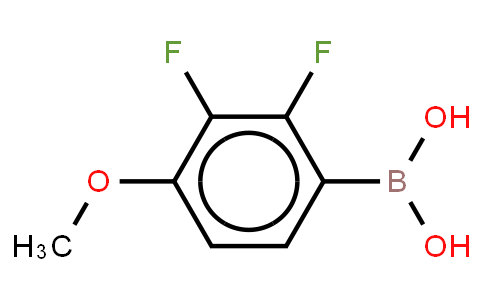 BP21049   170981-41-6   2,3-Difluoro-4-methoxyphenylboronic aicd