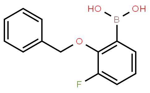 BP21055 | 1256355-53-9 | 2-Benzyloxy-3-fluorophenylboronic acid