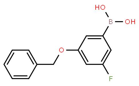 BP21058   850589-56-9   3-Benzyloxy-5-fluorophenylboronic acid