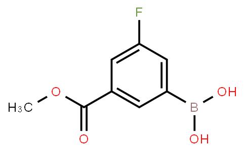BP21062 | 871329-62-3 | 3-Fluoro-5-methoxycarbonylphenylboronic acid