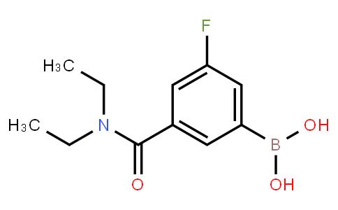 BP21064 | 871332-64-8 | 3-Fluoro-5-(diethylcarbamoyl)phenylboronic acid