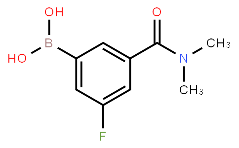 BP21066 | 874219-39-3 | 5-(Dimethylcarbamoyl)-3-fluorophenylboronic acid