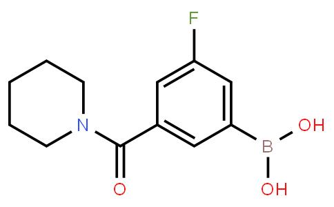 BP21068 | 874219-43-9 | 3-Fluoro-5-(piperidine-1-carbonyl)phenylboronic acid