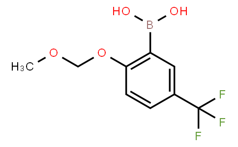 BP21071 | 1256355-54-0 | 2-Methoxymethoxy-5-(trifluoromethyl)phenylboronic acid