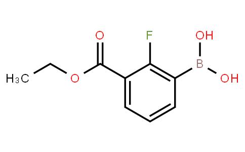 BP21072 | 1072952-52-3 | 2-Fluoro-3-(ethoxycarbonyl)phenylboronic acid