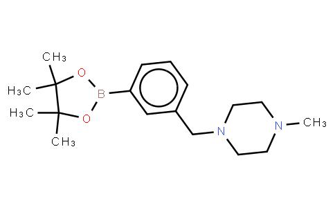 BP21073 | 883738-27-0 | 3-(4-Methyl-1-piperazinylmethyl)benzeneboronic acid pinacol ester