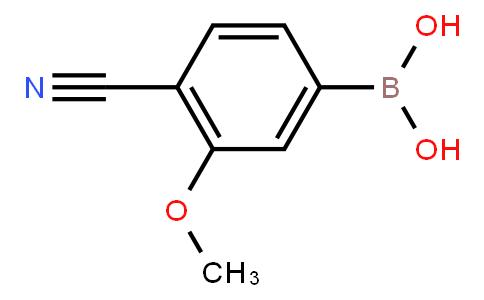 BP21077 | 677777-45-6 | 4-Cyano-3-methoxyphenylboronic acid