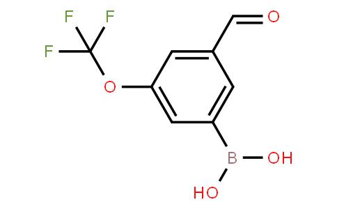 BP21097 | 1451393-39-7 | 3-Formyl-5-(trifluoromethoxy)phenylboronic acid
