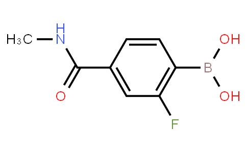 BP21098 | 874289-23-3 | 4-(N-Methylaminocarbonyl)-2-fluorophenylboronic acid
