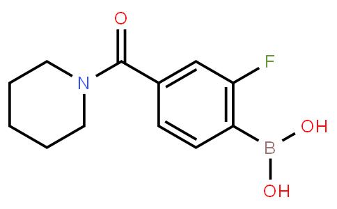 BP21101   874289-26-6   2-Fluoro-4-(piperidine-1-carbonyl)phenylboronic acid